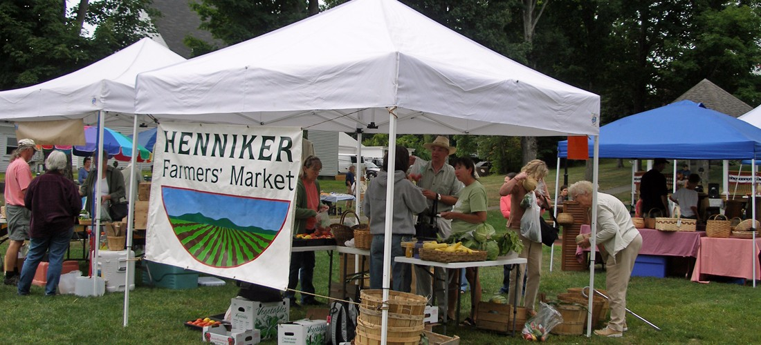 Hennikers Farmer Market